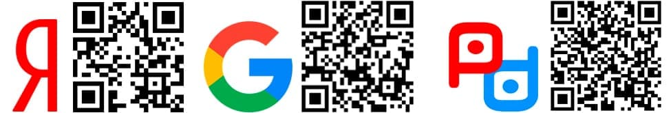 qr коды AV Dental Clinic